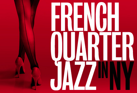 French Quarter Jazz in New York